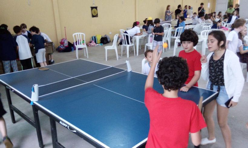 Ping-pong e Pebolim
