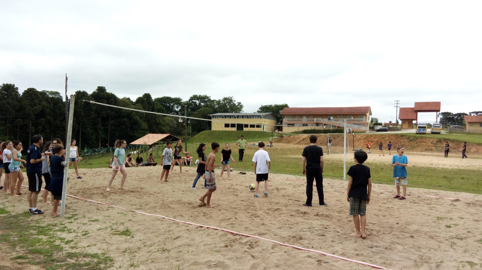 Campos de Esporte